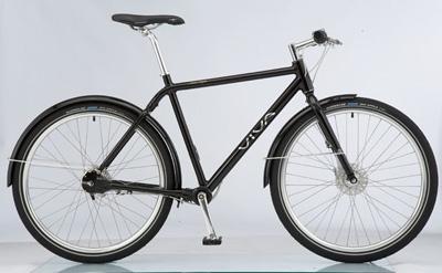 mille miglia auf zwei r dern das neue urban bike von viva. Black Bedroom Furniture Sets. Home Design Ideas