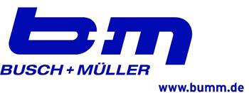 Logo Busch + Müller