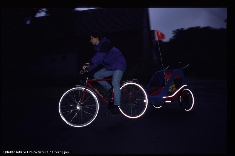 Lichte E Bike : Fahrradfahren im herbst und winter licht und legalität