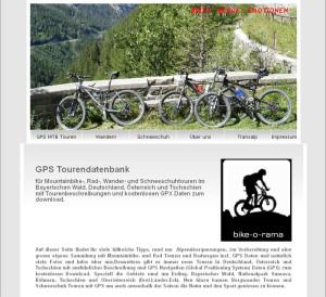 Bike-o-rama_Startseite
