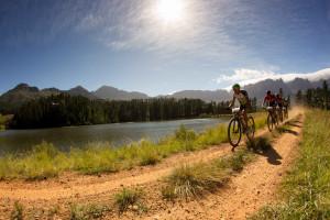 Heiße Temperaturen in Südafrika Greg Beadle/Cape Epic/SPORTZPICS