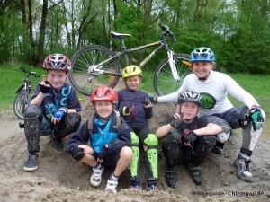 klein Bikeguide-Chiemgau Pfingst-SommerferienCamp2013