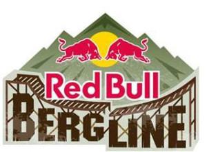 red bull berg line LOGO