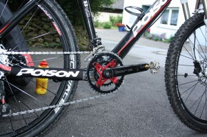 bor XC666 rot Poison Teambike