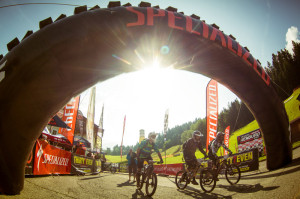 Start #5 Specialized-SRAM Enduro Series