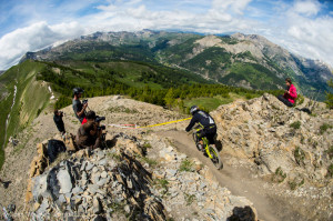 Special Stages 1-3 of the Val d'Allos Eduro World Series