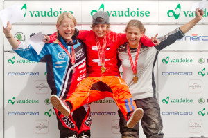 Awards Ceremony NC Elite Women - SDC Anzere 2013