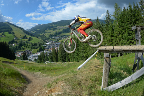 BIKES and BEATS rocken Saalbach Hinterglemm