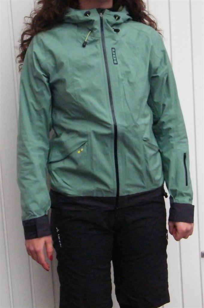 ION bike shell jacket COSMIC