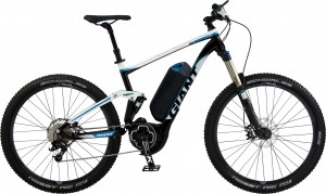 Das Full E+ 0 (UVP: 4.999,90 Euro) ist das erste All-Mountain E-Bike - Made by GIANT
