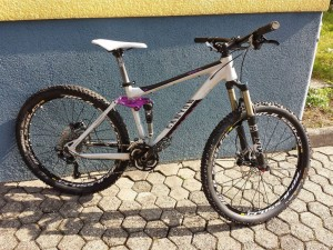 canyon-bike