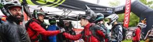 Regenreiches Enduro Rennen in Riva ©BIKE