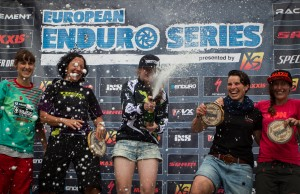Awards Ceremony Pro Women - EES Kronplatz 2014