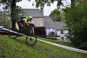 Die letzte Stage führte zur Freude der Fahrer und Zuschauer durch den nahe gelegenen Stadtpark