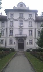 Das Schloss in Bad Wurzach
