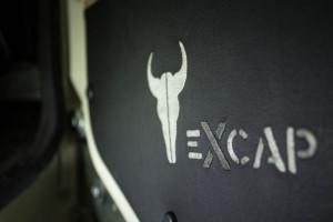 Seitentür Excap