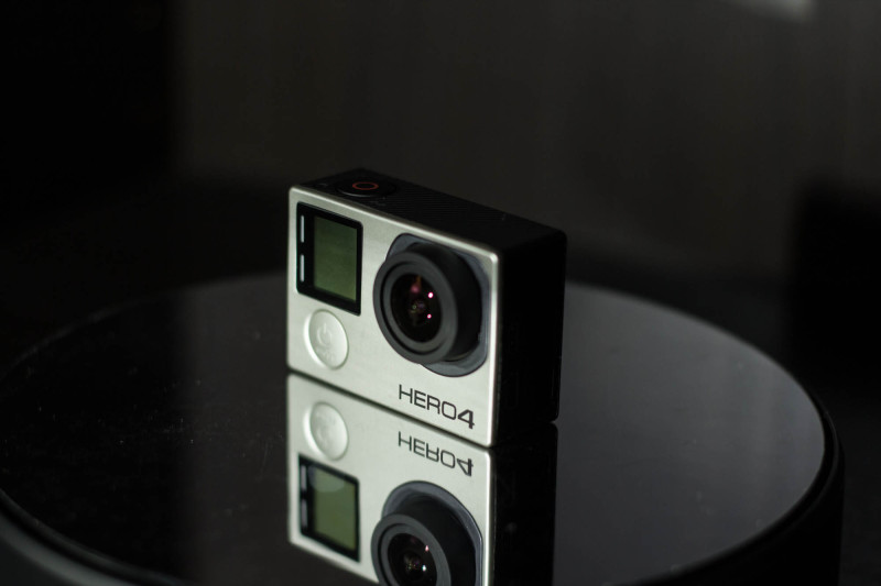 Nackte GoPro Hero 4 Black Edition