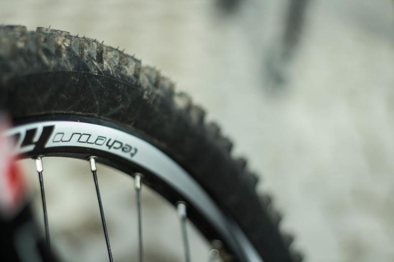 Hope Tech Enduro Laufräder