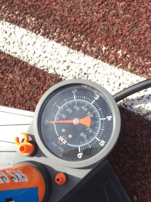 SKS Twentyniner Manometer