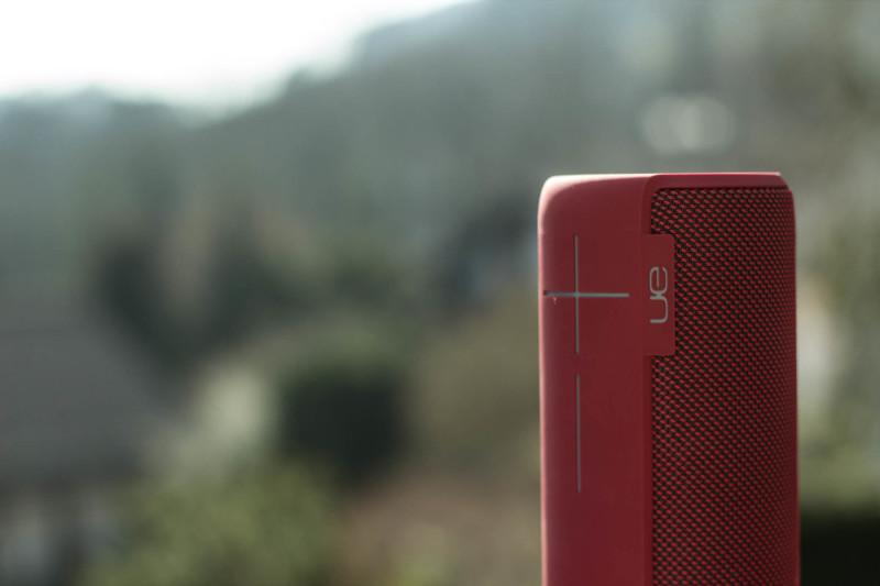 Tasten zum regulieren der Lautstärke