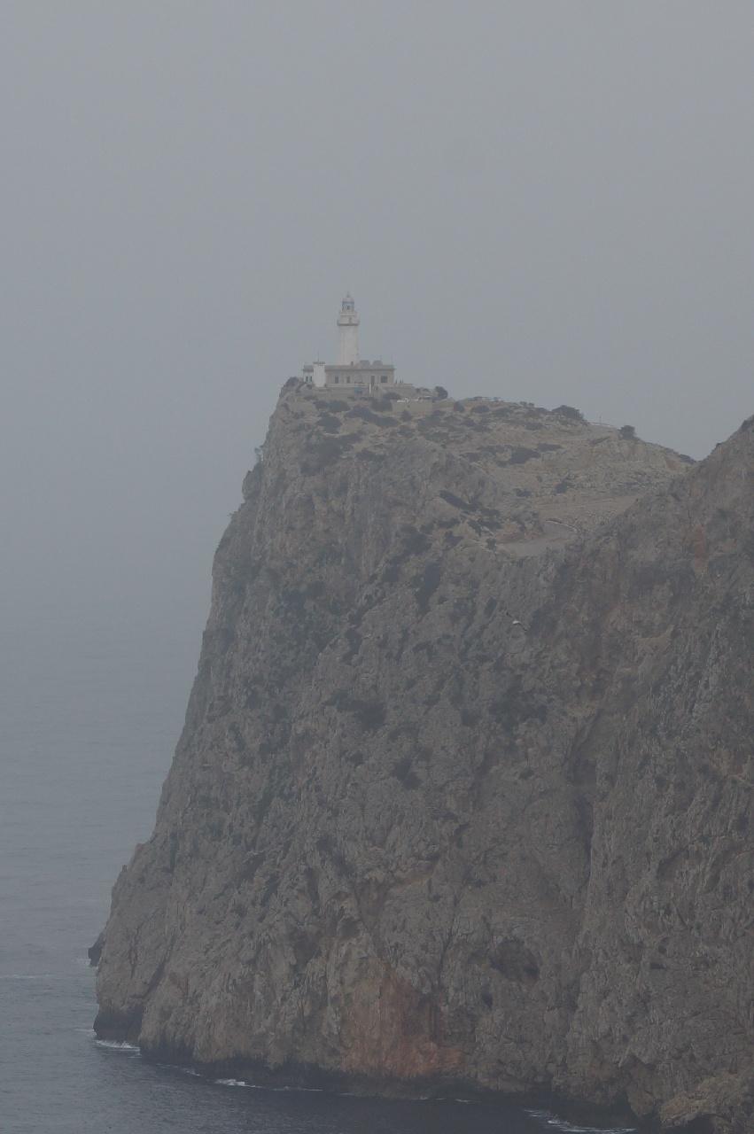 Cap Formentor, der Leuchtturm