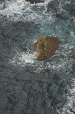 Cap Formentor: Blick von der Steilküste ins Meer