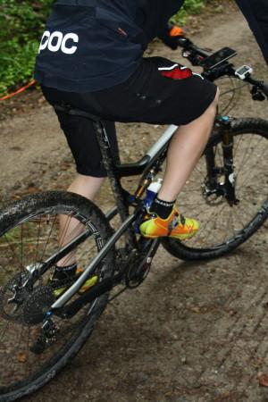 Gore Bike X Action Bike Sattel