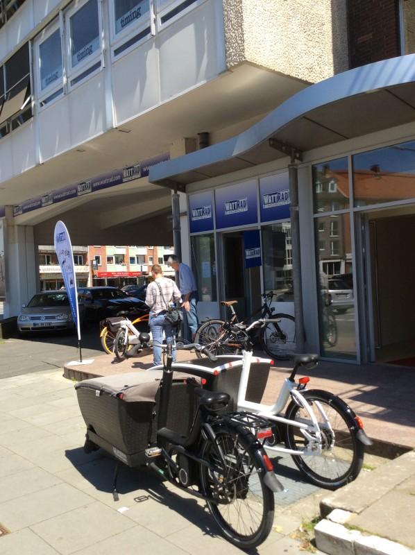 WattRad Cargo Bikes