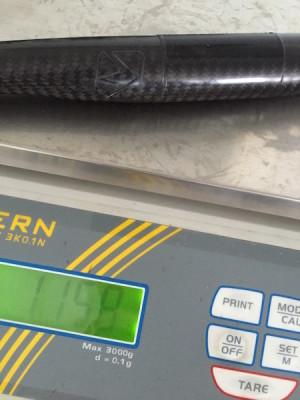 Bike AHEAD Gewicht The Flatbar