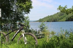 Bike_Stausee