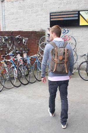 Bricklane Bikes Fjällräven