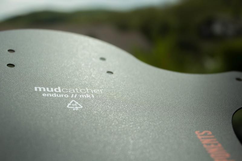 Mud Catcher mk1 von Bike Components