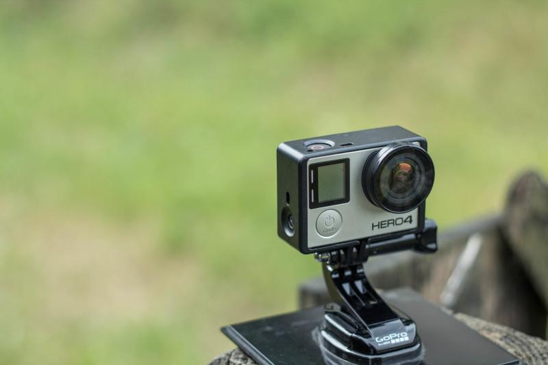The Frame für eure GoPro.