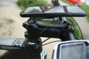 Topeak Ride Case for iPhone 6 Bar Mount