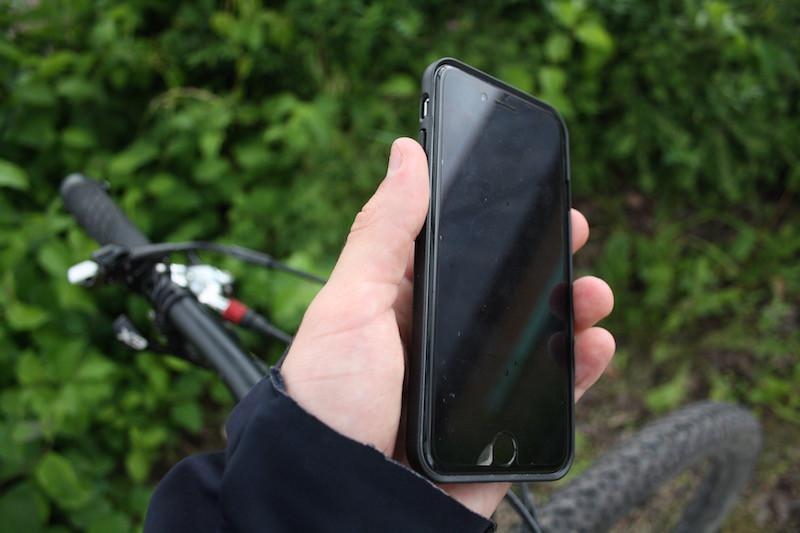 iPhone 6 Topeak Ride Case