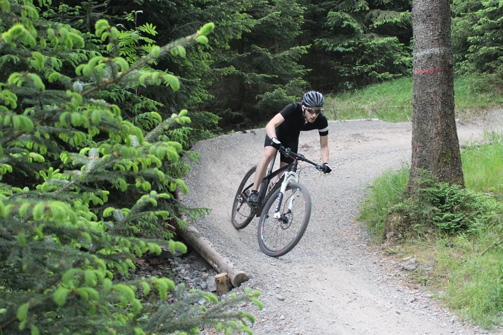 ... in der Erlebnisheimat Erzgebirge - Rund ums Rad   Tested on Trail