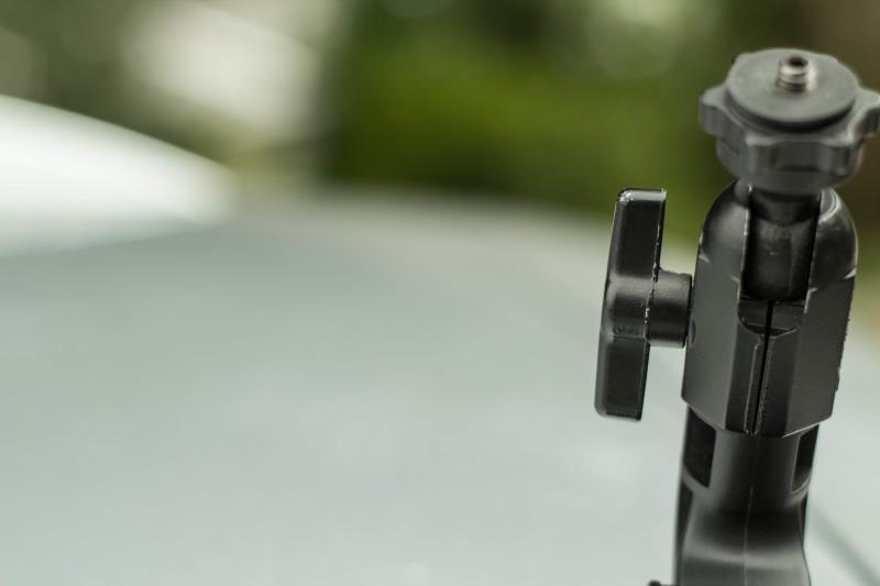 3 Dimensional verstellbarer Arm des Saugnapfes von PanaVise.