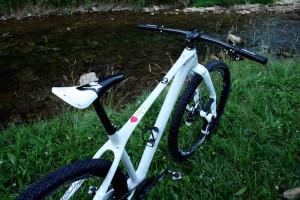 Bike Ahead Composites Verbaut