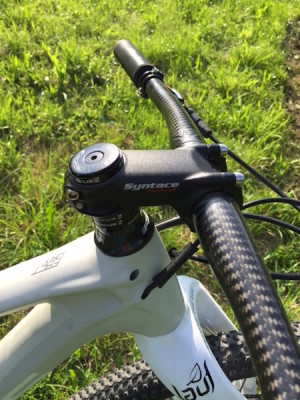 Bike Ahead verbaut