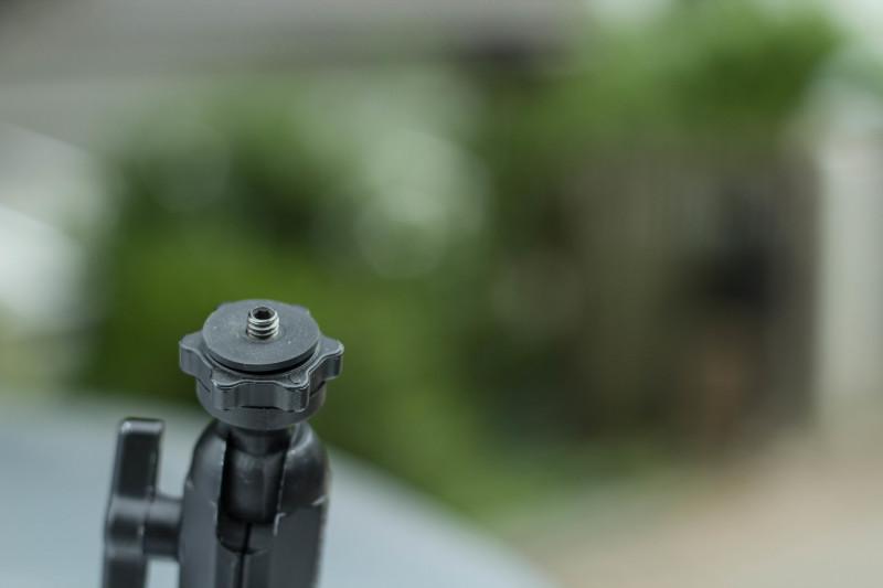 Stativgewinde für diverse Kameras