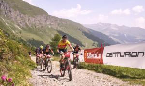 Leader im Anstieg- (c) Zillertal Tourismus