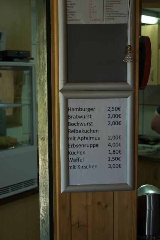 Kleines aber feines Angebot zu einem fairen Preis in Warstein - So muss das sein!