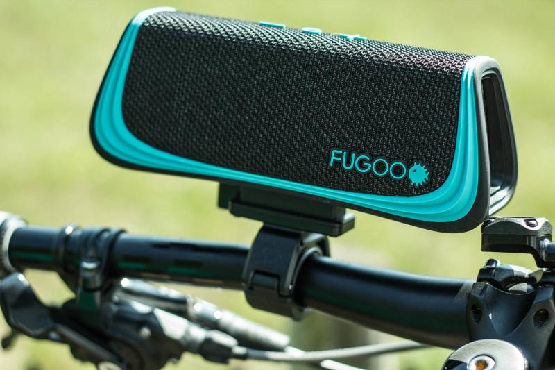 Lenkerhalterung zur Montage der Fugoo Sport am Rad.