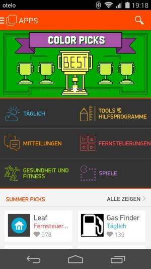 Pebble App-Store