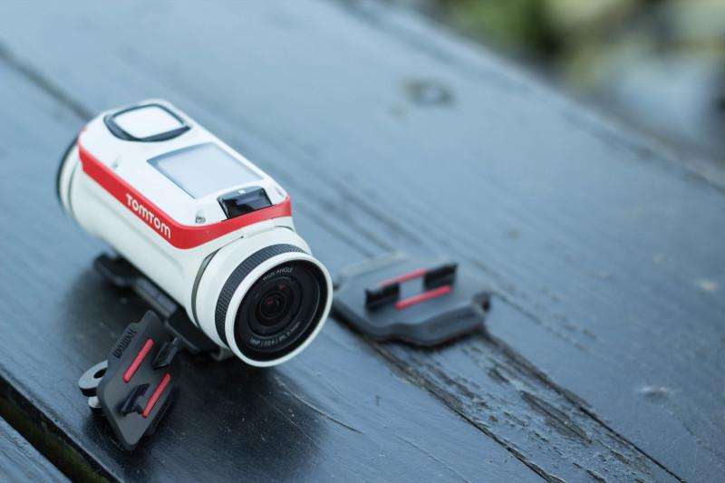 Klebepad und Adapter für GoPro Zubehör von TomTom