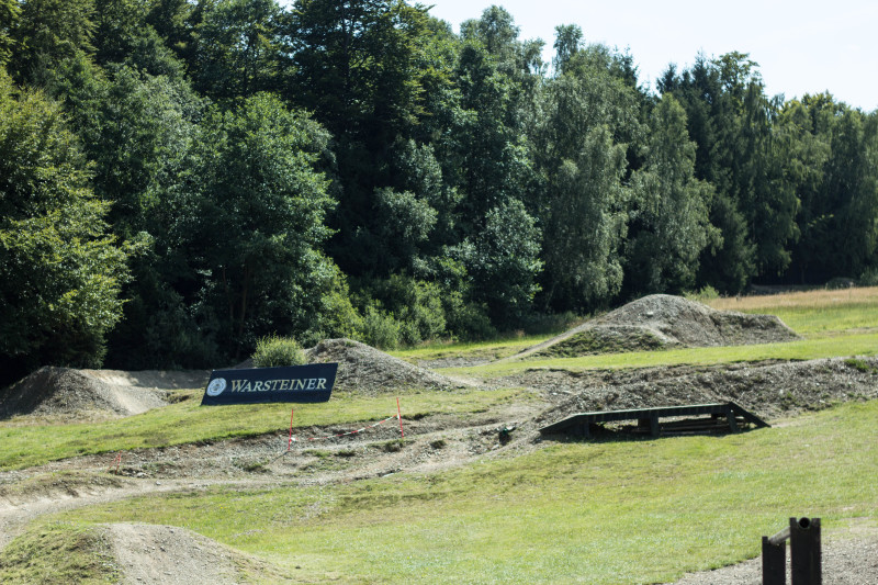 Slopestyle Strecke in Warstein - Unser Favorit!