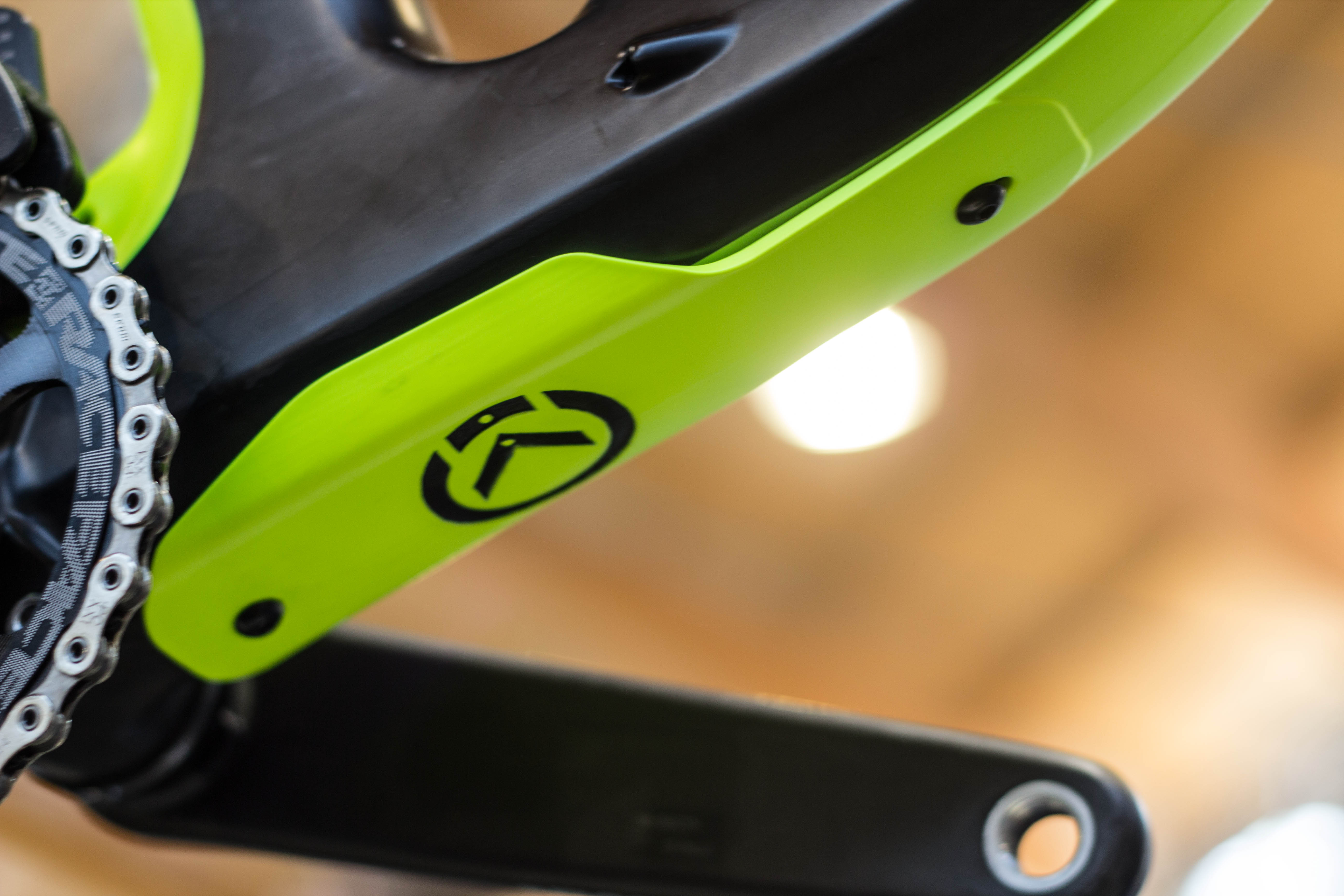 Eurobike 2015 - Knolly Warden, clever durchdachter Carbonableger