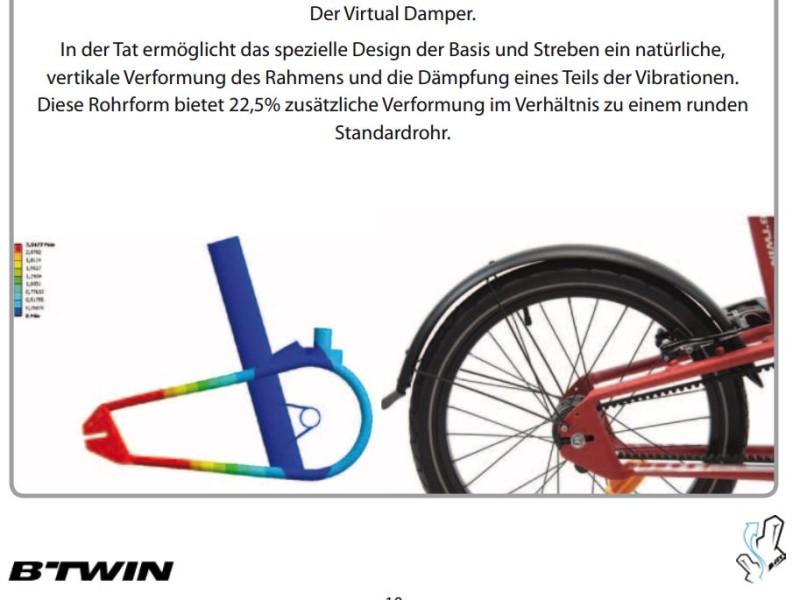 """Virtual Damper"" Erläuterung aus der Anleitung"