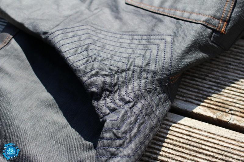3 Lagen Fabric im Schrittbereich