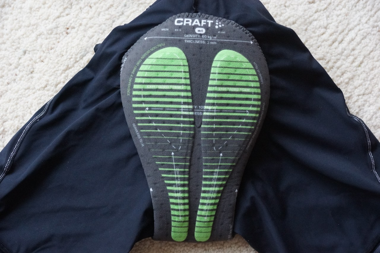 Craft Tech Bibshort Polster